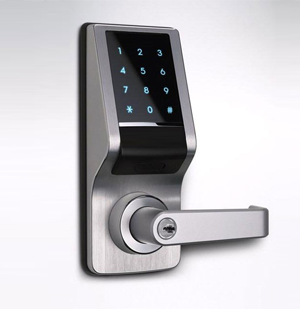 security door locks